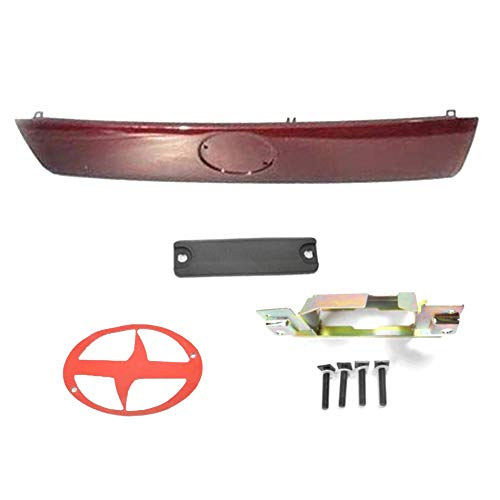 For 2005-2010 Scion tC Black Cherry 3P2 Tailgate Garnish Hatch Back Door Handle 2005 2006 2007 2008 2009 2010