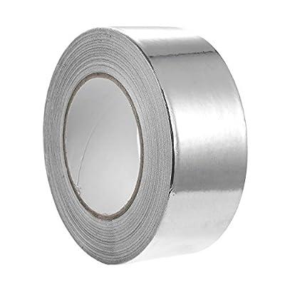 Aluminum Tape – 55 Yards Aluminum Foil Tape HVAC, Ducts, Insulation Equipment Repair adhesive tape
