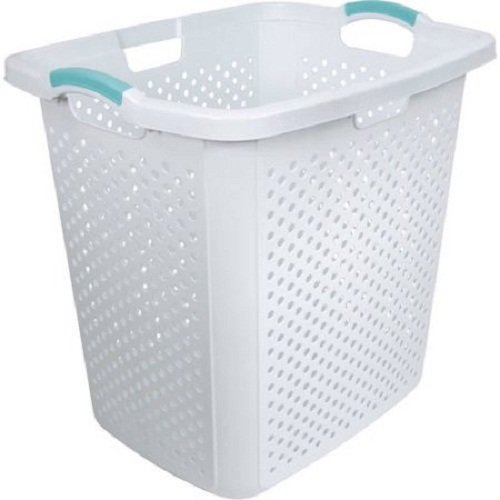 Home Logic 2.5-Bu XL-Capacity Lamper Laundry Basket and Hamper (1) (1)