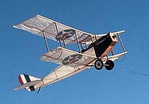 Curtiss Jenny Squadron Model Airplane Kite Kit