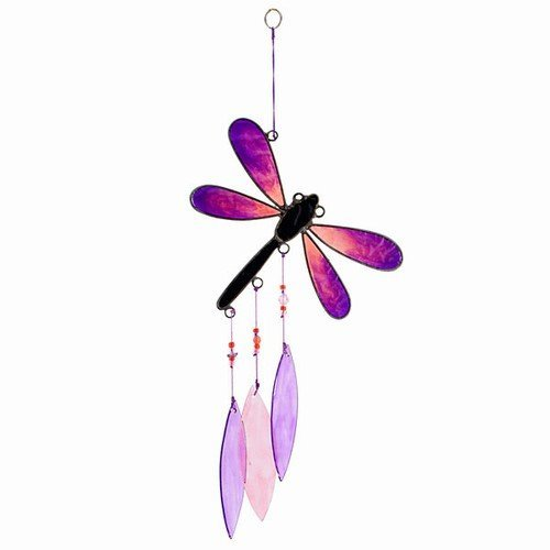 Dragonfly Sun-catcher Chime (Dragonfly Suncatcher)
