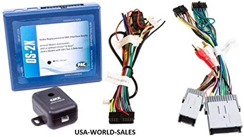 Fabulous Amazon Com Gm Car Stereo Radio Installation Install Wiring Harness Wiring 101 Cajosaxxcnl