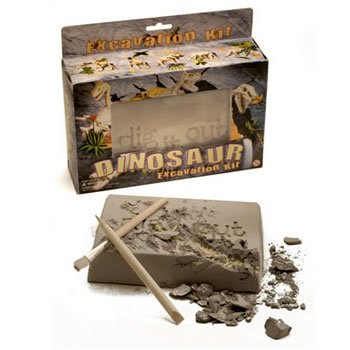 Large Dinosaur Excavation Kit (Dinosaur Kit)
