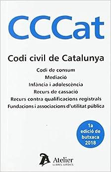 Codi Civil De Catalunya. 1a Edició Butxaca. por Joan Egea Fernández epub