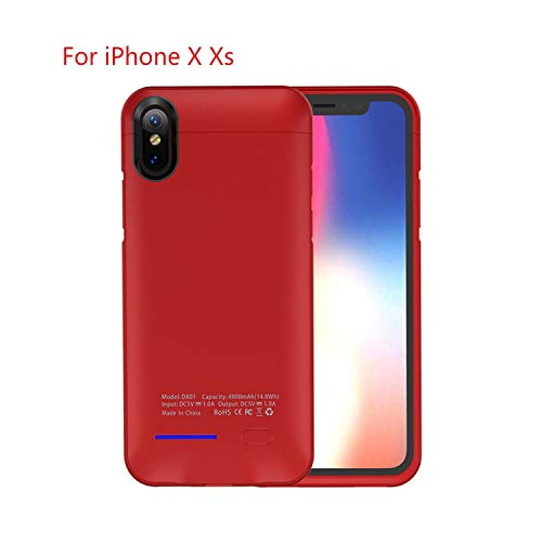 for iPhone X Xr Xs Max Case Power Bank 4000Mah Charger Battery Charger for iPhone Se 5 5S 6 6S 7 7 8 Plus Battery Cases,for iPhone X Xs2