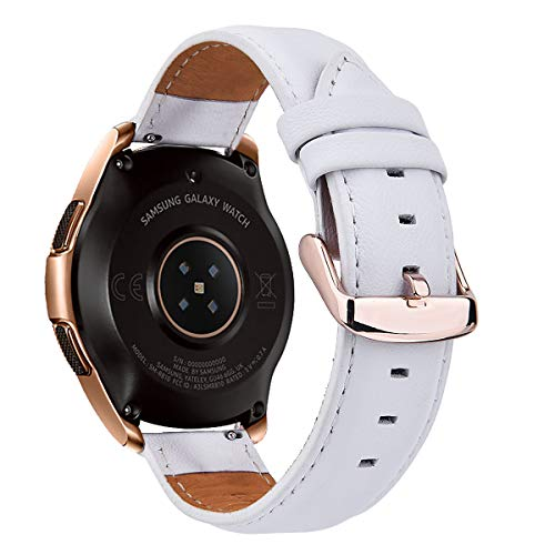 16afbbfa9b8 Compatible with Galaxy Watch 42mm Bands Galaxy Watch Active (40mm) Band