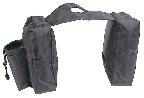 Tank Saddlebag for ATV's, Black