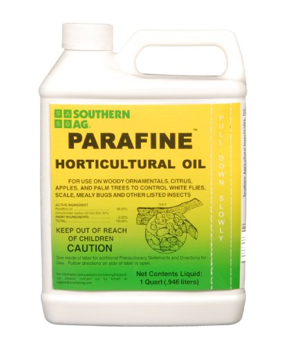 Southern Ag Parafine Horticultural Oil, 1 Quart, 32 oz