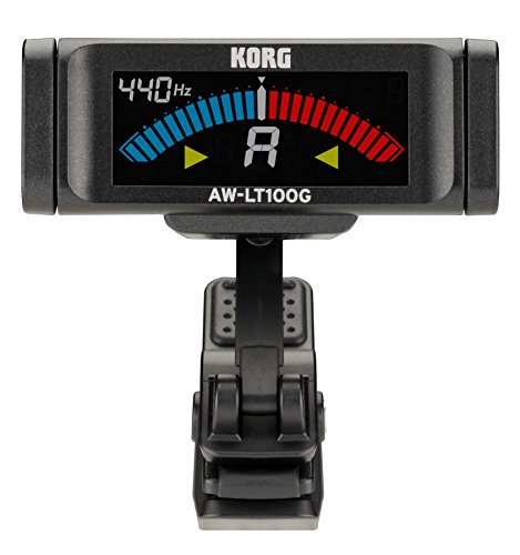Korg AW-LT100 Clip-On Guitar Tuner