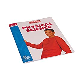 ETA hand2mind VersaTiles Physical Science Grade 8 Activity Book, Set of 5