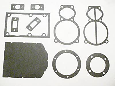 M-G 330902K Gasket Set for Devilbiss, Powermate, Sears Air Compressor Reference BAL-T59S