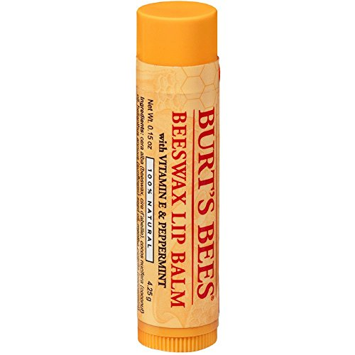 Burt's Bees Beeswax Lip Balm with Vitamin E & Peppermint 0.15 oz (Pack of 72) by Burt's Bees (Image #1)