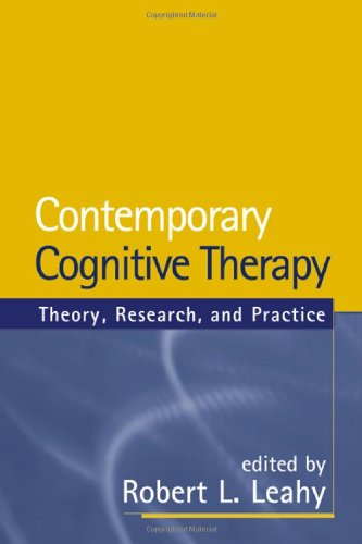 Contemporary Cognitive Therapy: Theory, Research, and Practice by Brand: The Guilford Press