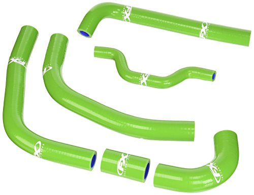 Factory Effex (14-34150) Green Moto Engine Hose Kit