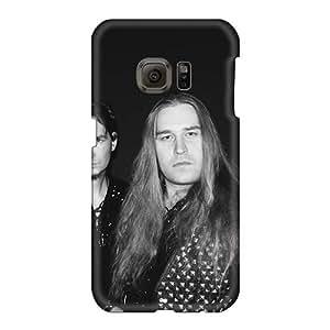 Perfect Hard Phone Case For Samsung Galaxy S6 (NiR19560EZTl) Support Personal Customs Trendy Catamenia Band Skin