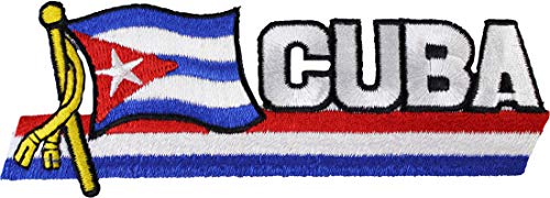 Cuba - Country Flag Patch