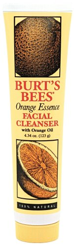 (Burt's Bees Orange Essence Facial Cleanser, 4.3 Ounces (Pack of 2))