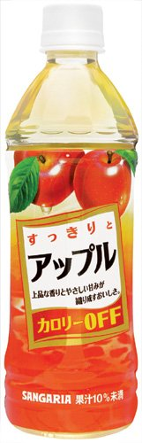 Sangaria clean 500mlX24 this Apple by SANGARIA