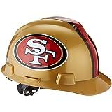 Safety Works 818440 NFL Hard Hat, San Francisco