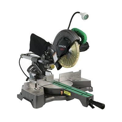 Hitachi 8-1/2-Inch Sliding Compound Miter Saw