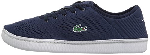 Lacoste Men's L.ydro Lace Sneakers,NVY/White Textile,10.5 M US by Lacoste (Image #5)