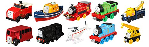 Thomas andFriends Favorite Friends Vehicle Set diecast by Thomas & Friends Adventures (Image #2)