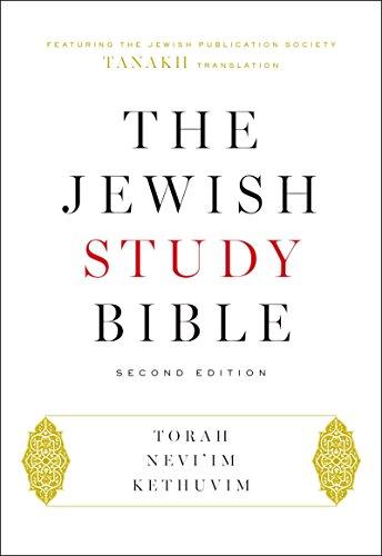 - The Jewish Study Bible: Second Edition