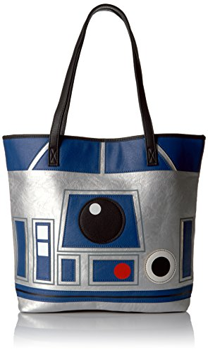 Reversible Tote C R2 AND 3PO Star D2 Wars 0XpZxxq5