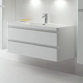 Amazoncom Cutler Kitchen Bath Silhouette 48 in Wall Hung