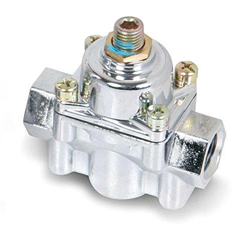 Holley 12-803 Fuel Pump Fuel Pressure Regulator