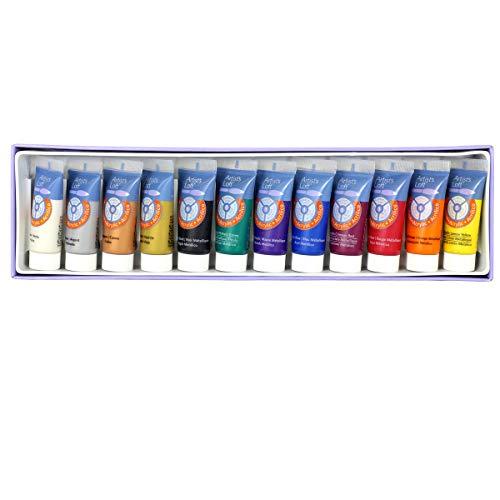 Metallic Acrylic Paint Set, 12 Count by Artist's Loft