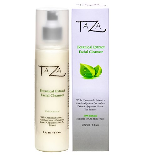 Premium Taza Natural Botanical Cleanser
