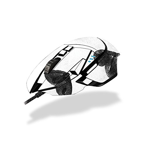 MightySkins Skin Logitech G502 Proteus Spectrum Gaming Mouse - Ink Hearts | Protective, Durable Unique Vinyl Decal wrap Cover | Easy to Apply, Remove Change Styles | Made in The USA