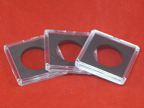 2×2 Half Dollar Tetra Snaplock -10 per box by Guardhouse