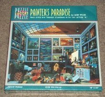 Painter's Paradise, find over 810 things starting with the letter