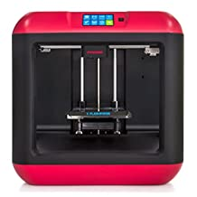 FlashForge Finder 3D Printer with PLA Filament Extruder Printing & Wifi/USB CE FCC Certificated