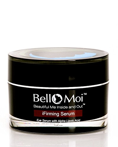 Bello Moi iFirming Serum - Eye Serum with Alpha Lipoic Acid and Peptides