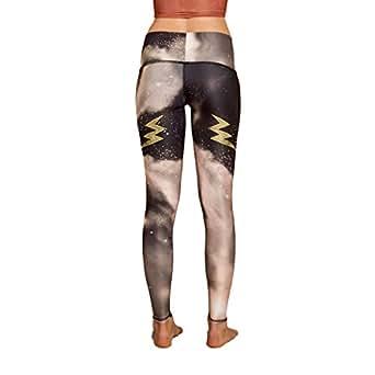 Teeki Yoga Hot Pant Electric Night Size Extra Small
