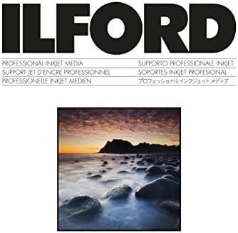 Ilford Studio Satin 250g 13x18cm 100 Blatt InkJet Photopapier seidenmatt pearl lustre