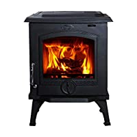 Hi Flame HF517 Classic Wood Burning Stov...