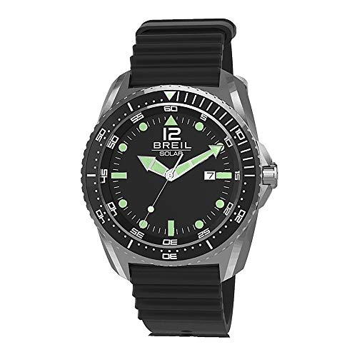 BREIL Watch SUBACQUEO SOLARE Male Only Time Rubber - TW1756