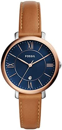 Fossil Jacqueline Stainless Leather Calfskin product image