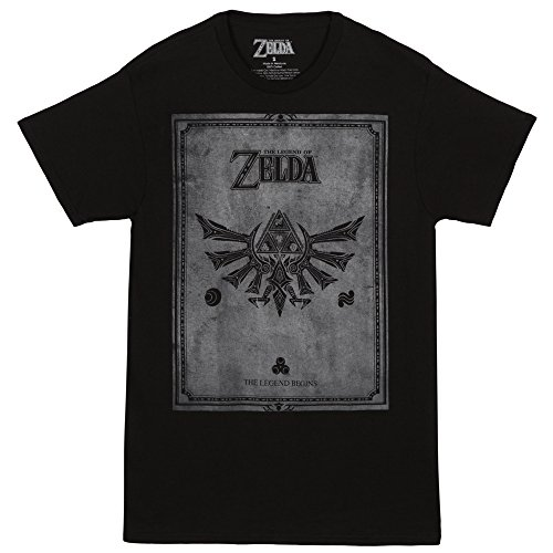 Legend Zelda Begins Adult T shirt