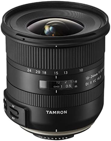 Tamron 10-24mm F/3.5-4.5 Di-II VC HLD Wide Angle Zoom Lens for Nikon APS-C for Nikon