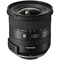 Tamron 10-24mm F/3.5-6.3 Di-II VC HLD Wide Angle Zoom Lens for Nikon APS-C Digital SLR Cameras (6 Year Limited USA Warranty)