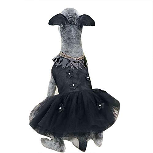 SuperUS_Pet Pets Clothes Dresses Skirt, Clothes for Dog Dresses Vest Shirts Breathable Shining Princess Skirt Sundress (Life Belt 12' Jackets)