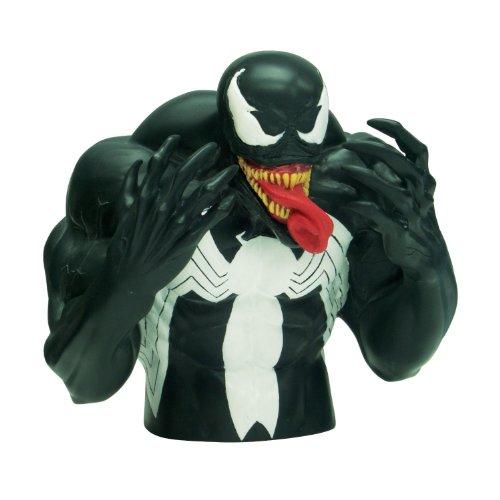 Venom Bust Bank (Marvel Heroes Spiderman Symbiote Costume)