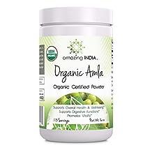 Amazing India Organic Amla Powder 16oz