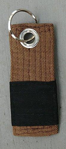 Your Jiu Jitsu Gear Brown Belt Key Chain