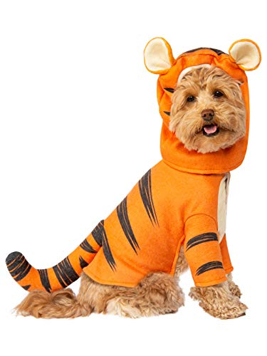 Rubie's Disney: Winnie the Pooh Pet Costume, Tigger, Medium
